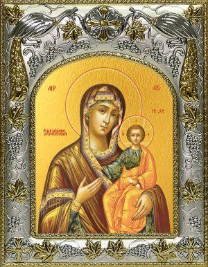 купить икону Божьей Матери Смоленская