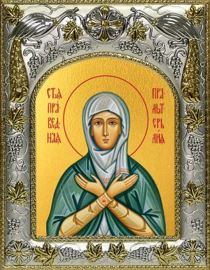 купить икону святая Лия праведная