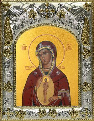 купить икону Поможение родам икона Божией Матери