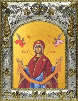 купить икону Божьей Матери Покров