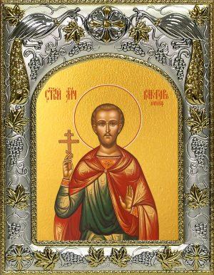 купить икону святой Виктор Коринфский