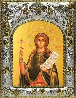 купить икону святая Христина (Кристина) мученица