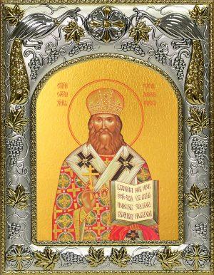 купить икону святой Иоанн (Поммер) Рижский
