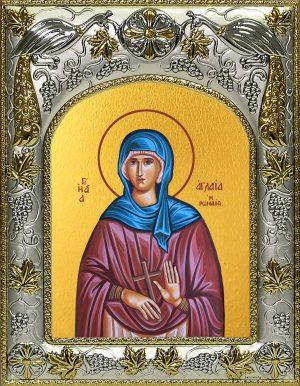 купить икону святая Аглаида Римская