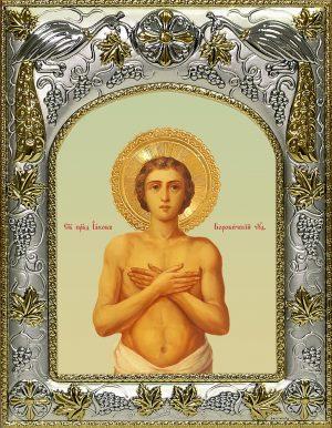 купить икону святой Иаков Боровичский