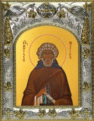 купить икону святой Моисей Мурин