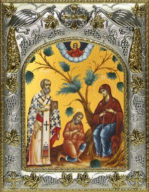 купить икону Божьей Матери Беседная