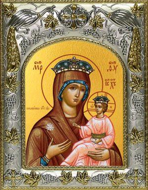 купить икону Божьей Матери Всеблаженная