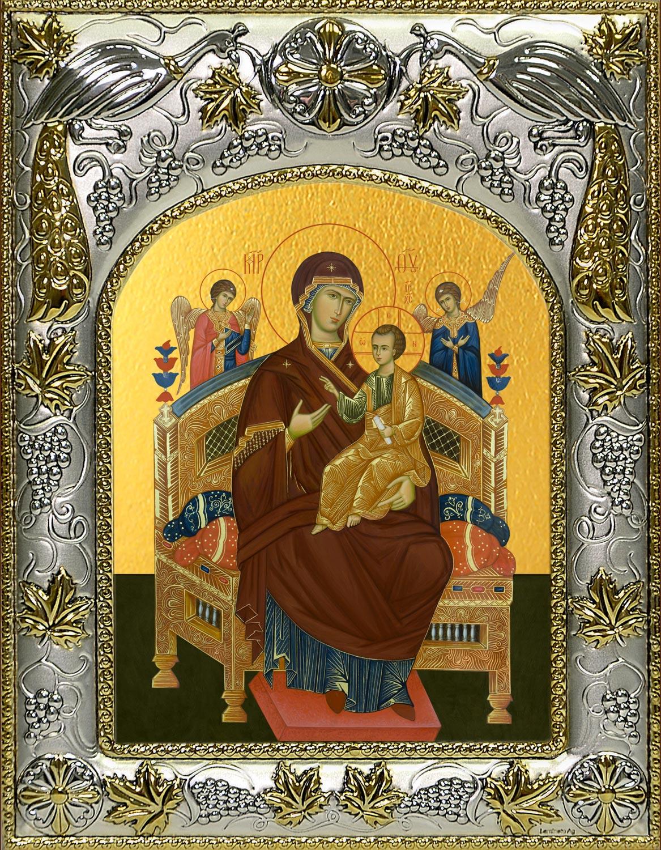 купить икону Божьей Матери Всецарица