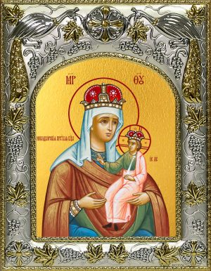 купить икону Божьей Матери Новодворская