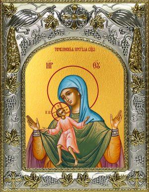 купить икону Божьей Матери Теребенская (Теребинская)