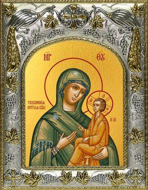 купить икону Божьей Матери Тихвинская