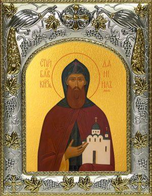 купить икону святой Даниил Московский