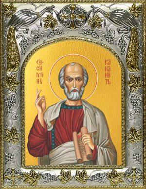 купить икону святой Симон Кананит апостол