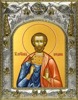 Икона Богдан (Феодот) Адрианопольский мученик