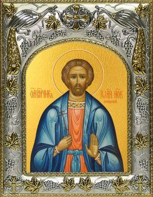 купить икону святой Иоанн Новый, Сочавский