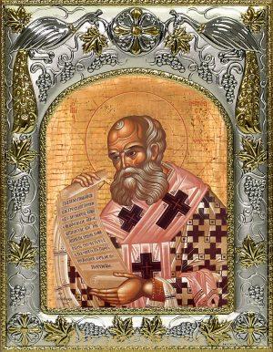 Икона Афанасий Великий, Александрийский