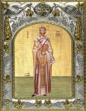 купить икону святой Леонид Афинский