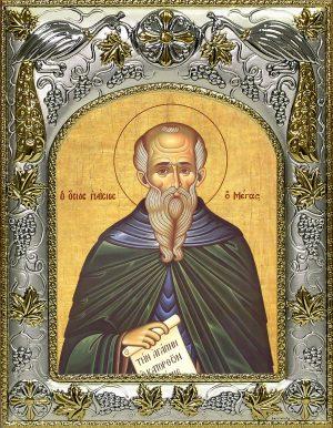 купить икону святой Паисий Великий