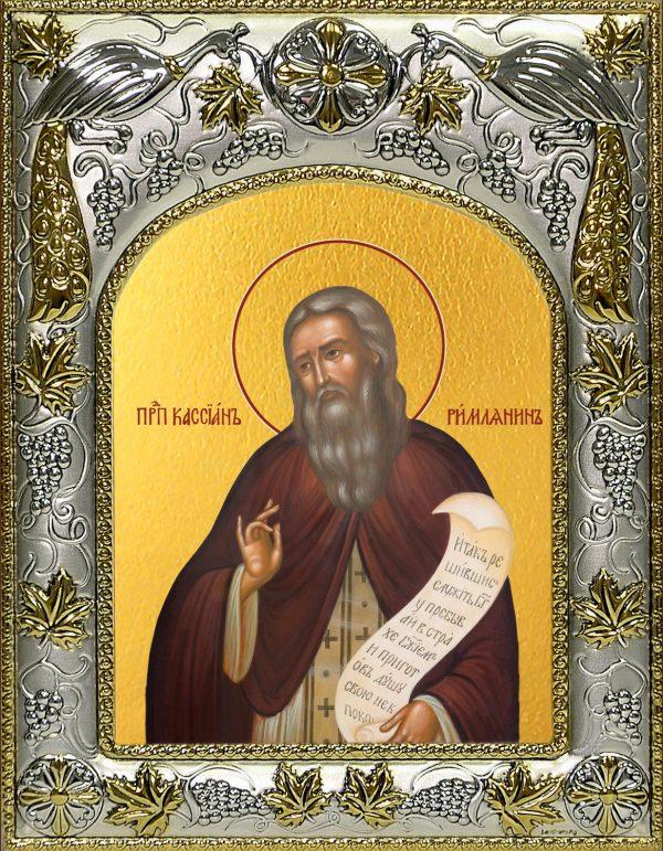 купить икону святой Иоанн Кассиан Римлянин