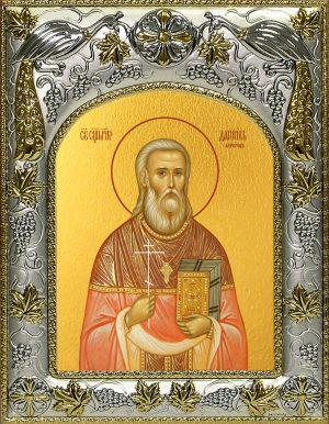 купить икону святой Даниил Алферов