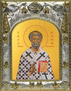 Икона Августин блаженный