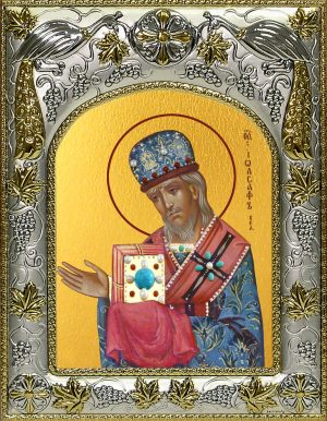 купить икону святой Иоасаф Белгородский