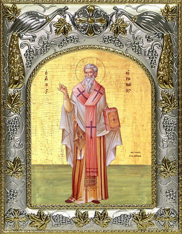 купить икону святой Ириней Лионский
