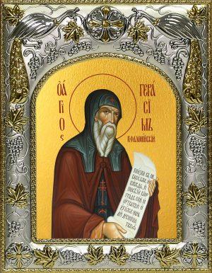купить икону святой Герасим Кефалонский