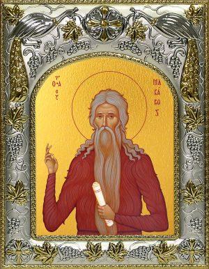 купить икону святой Макарий Великий