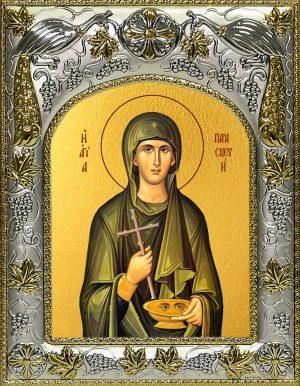 купить икону святая Параскева Пятница мученица