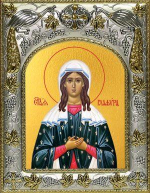 купить икону святая Глафира Амасийская