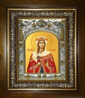 купить икону святая Варвара великомученица