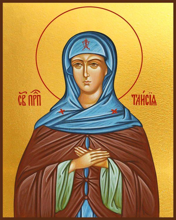 купить икону святая Таисия Египетская