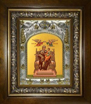 купить икону Божьей Матери Домостроительница