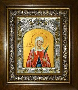 купить икону Валентина Кесарийская мученица