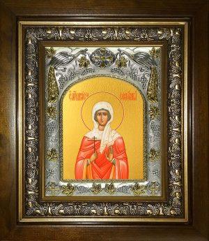 купить икону святая Анисия Солунская