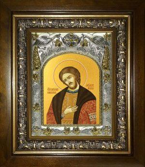 купить икону Александр Невский благоверный князь