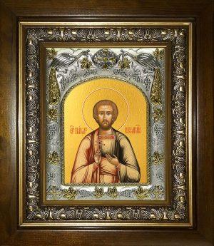 купить икону святой Павел Кесарийский