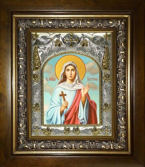 купить икону святой Виктории