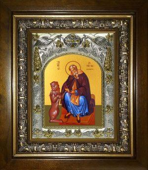 купить икону святой Герасим Иорданский