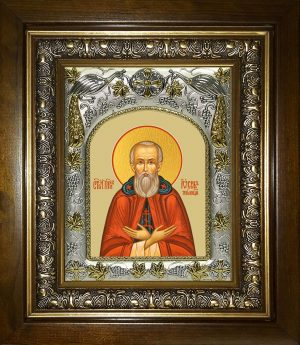купить икону святой Иосиф Волоцкий