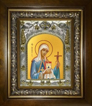 купить икону Нина, просветительница Грузии, равноапостольная