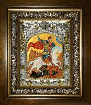 купить икону Георгий Победоносец