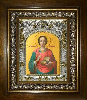 купить икону Пантелеимон великомученик и целитель