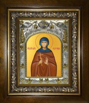 купить икону святая Евгения Римская