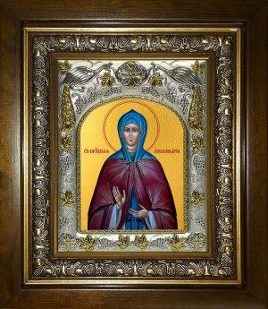 купить икону святой Аполлинарии