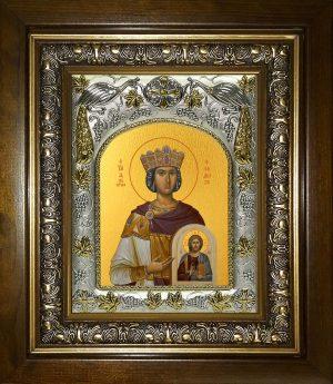 купить икону Феодора Цареградская преподобная