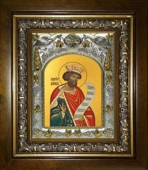 купить икону святой Давид царь