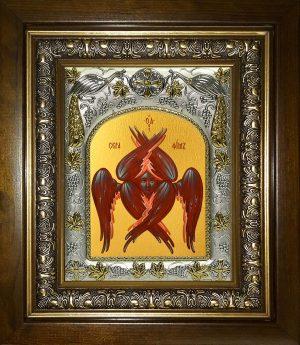 купить икону Серафим Шестикрылый